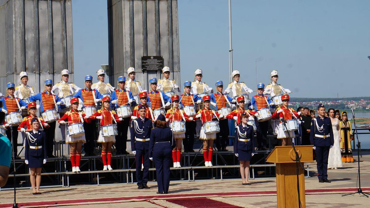 Митинг, посвященный Дню России. Фото: © «ДЕНЬ.org»