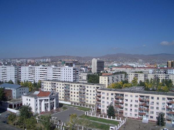 Хрущевка в Улан-Баторе, Монголия. Фото: lenta.ru
