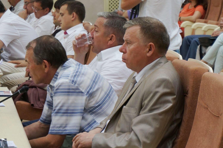 Владимир Красильников и Владимир Бодров. Фото: © «ДЕНЬ.org»
