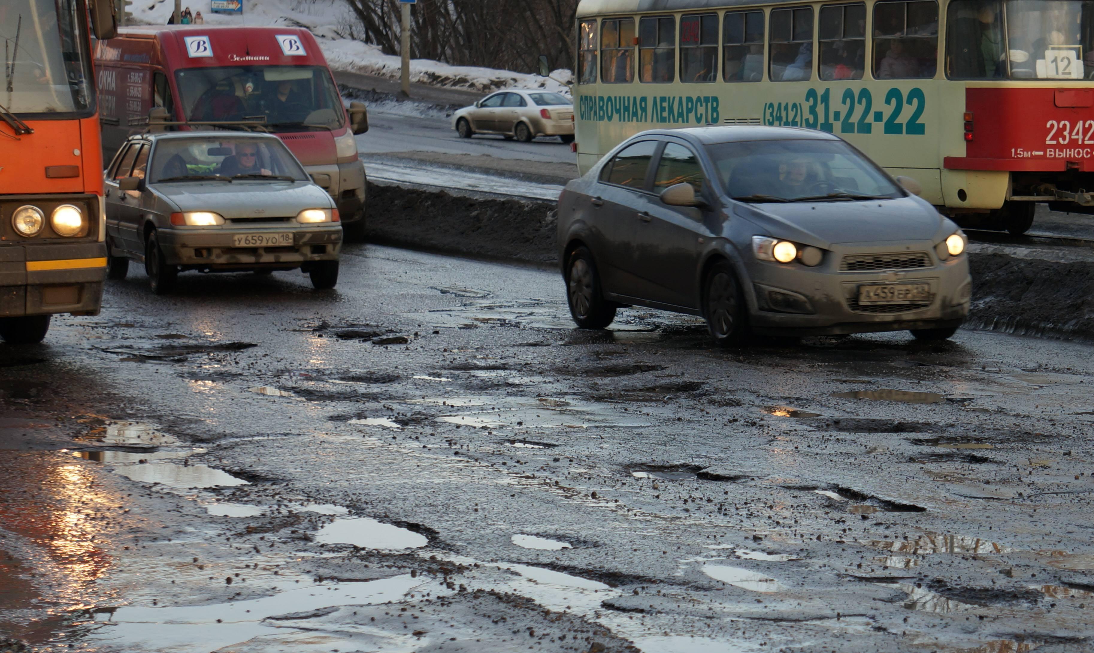 Общественная организация «Автомобилисты Удмуртии» опубликовала на своем сайте титульный список ремонта дорог в Ижевске на 2016 год... Читать далее...