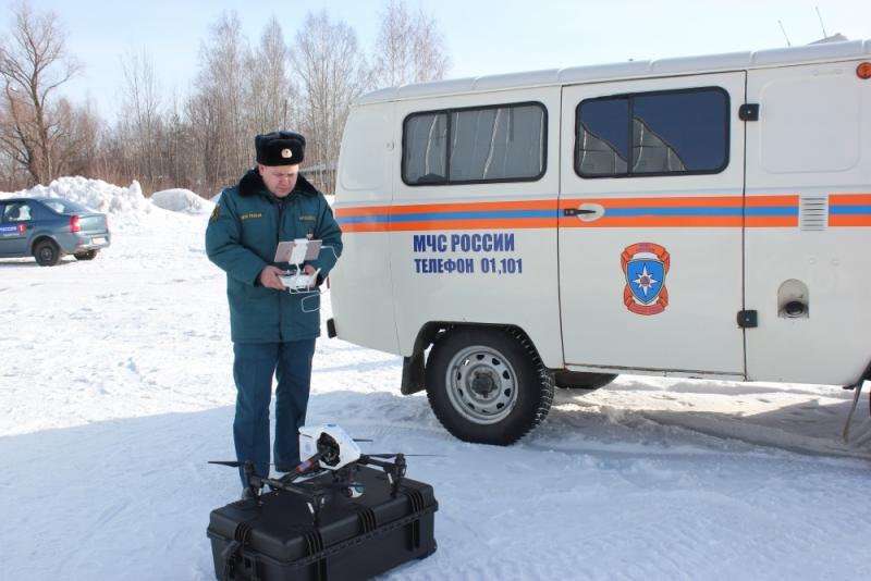 Фото: пресс-служба МЧС по УР