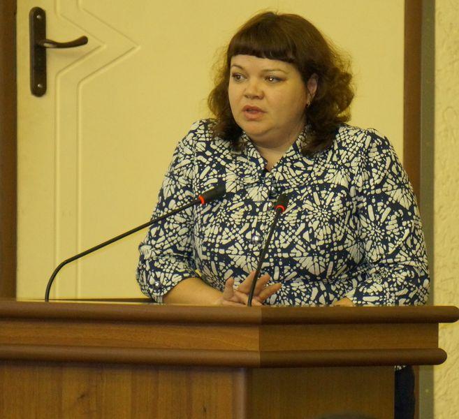 Ольга Симакова заявила, что ОДН — это не плата за обслуживание общедомовых нужд, а формула. Фото: © «ДЕНЬ.org»