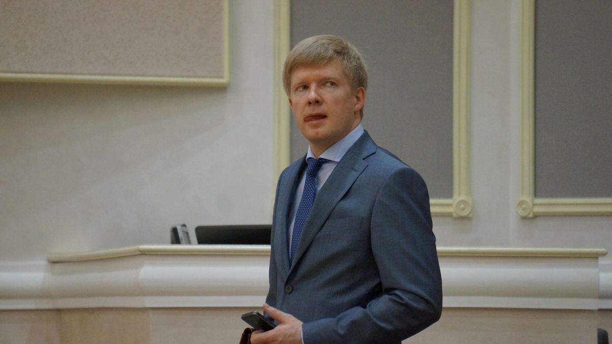 Илья Пономарев. Фото ©«ДЕНЬ.org»