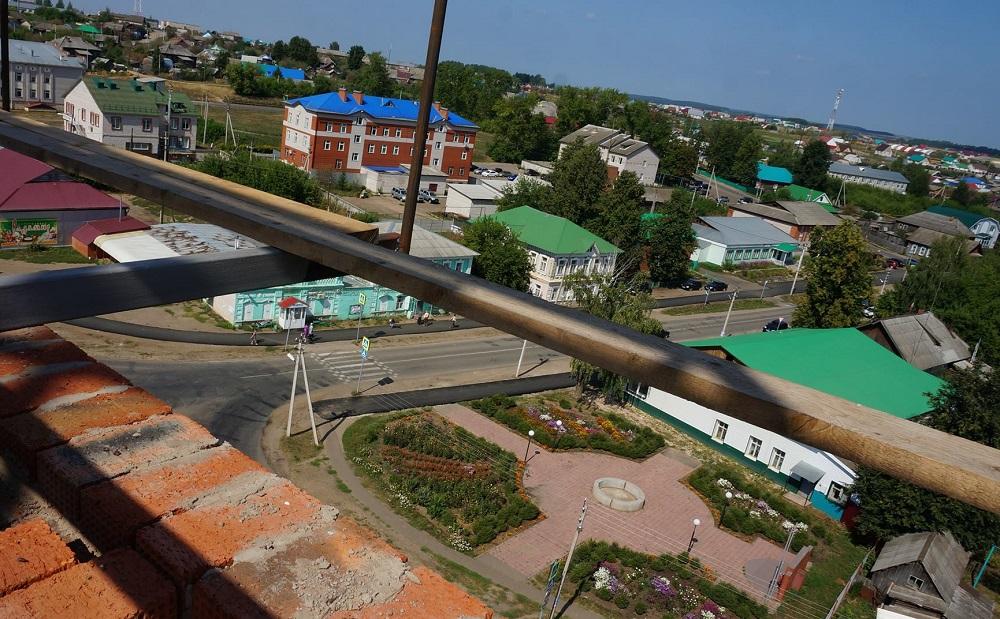 Село Вавож. Фото: © «ДЕНЬ.org»