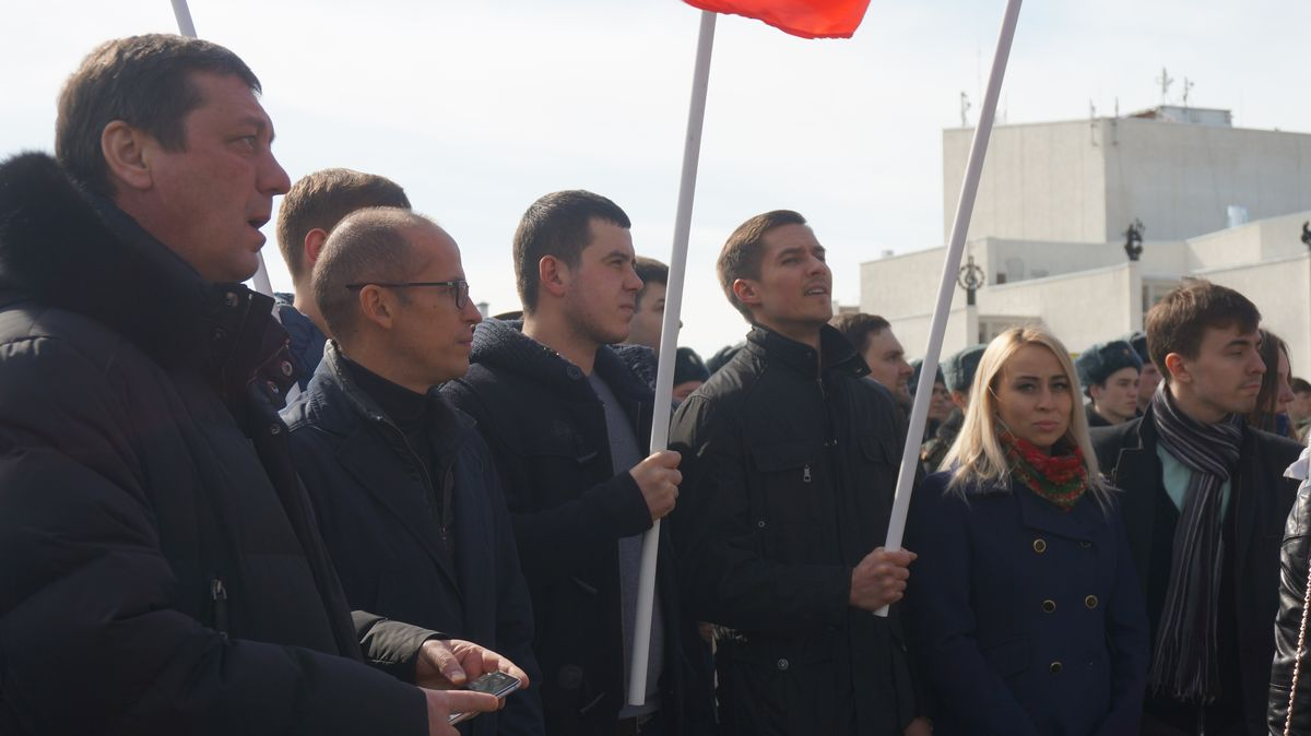 Врио главы Удмуртии Александр Бречалов. Фото: © «ДЕНЬ.org»