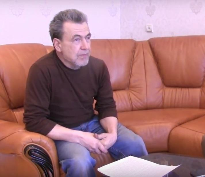 Александр Новокрещенов. Фото: © «ДЕНЬ.org»