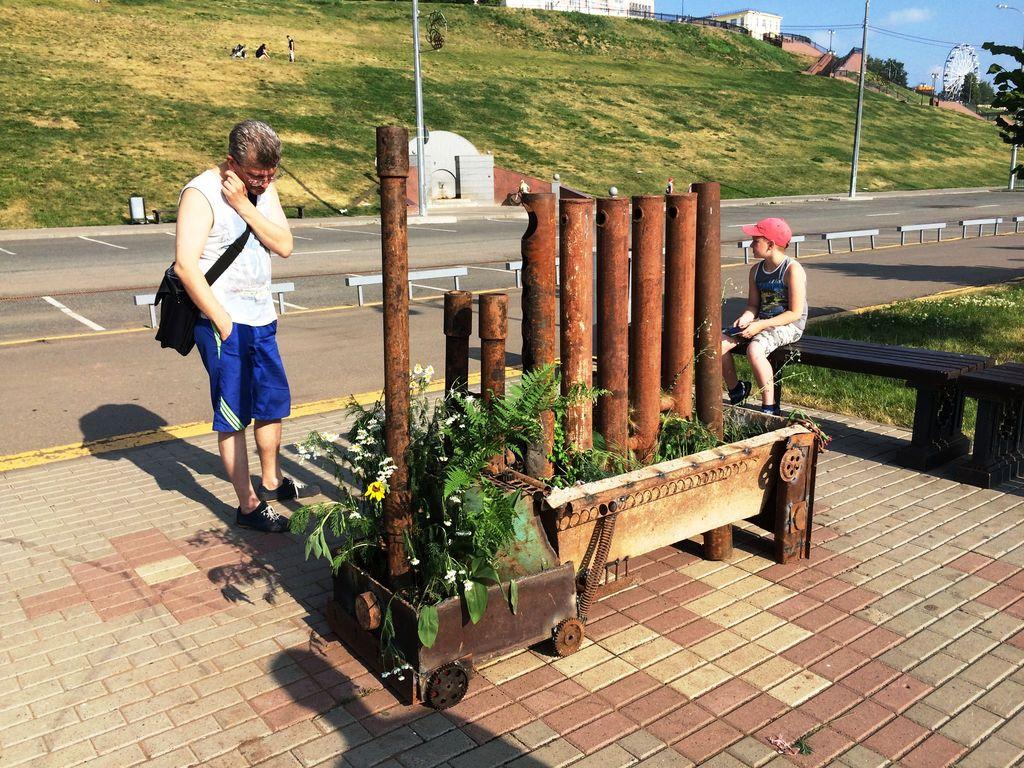 «Аллюзия дымящих труб» или «Аврора». Фото ©День.org