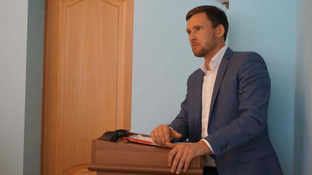 Андрей Лямин. Фото: © «ДЕНЬ.org»
