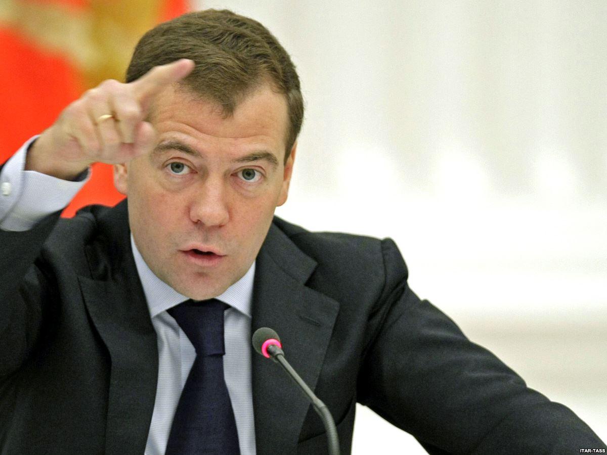 Дмитрий Медведев. Фото: kbrria.ru