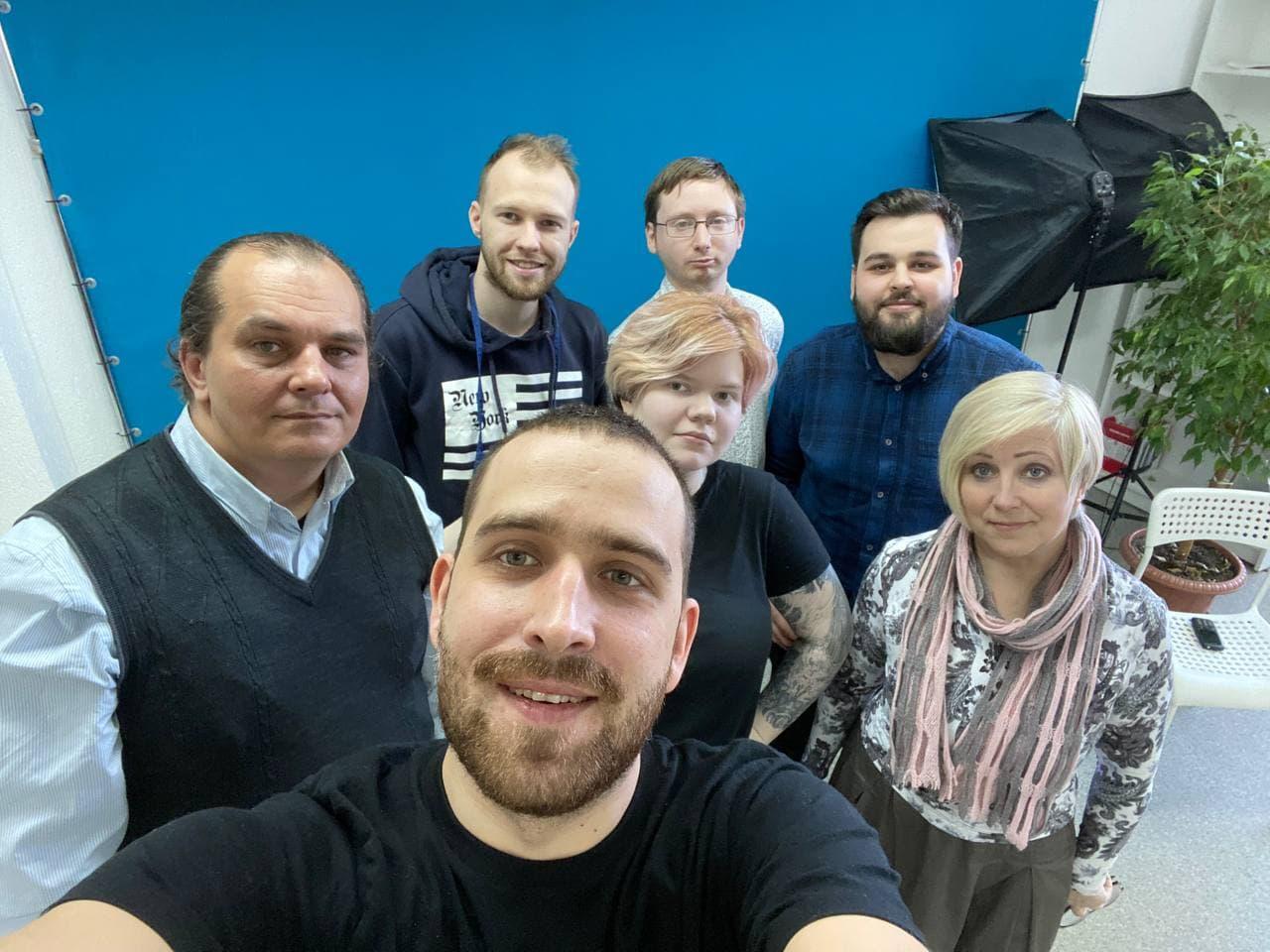 Присмотреть за рядовыми довыборами в Ижевске приехала миссия «Голоса». Фото: тг-канал «Штаб Навального в Ижевске»