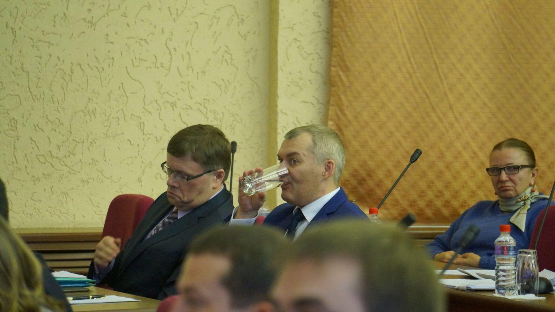 Эдуарду Теслеву оздоровить муниципальные финансы не удалось. Фото: © «ДЕНЬ.org»