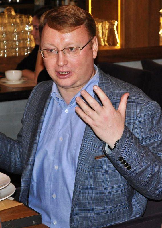 Вадим Глухов, Председатель Общественного объединения по защите прав потребителей и инвалидов Фото ©День.org