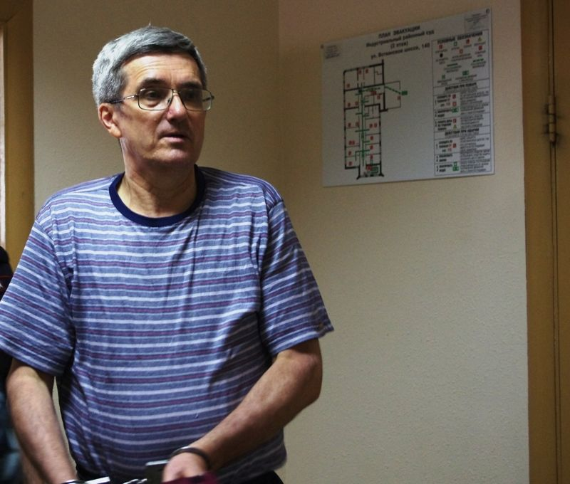 Рауф Кутдузов. Фото: ©«ДЕНЬ.org»