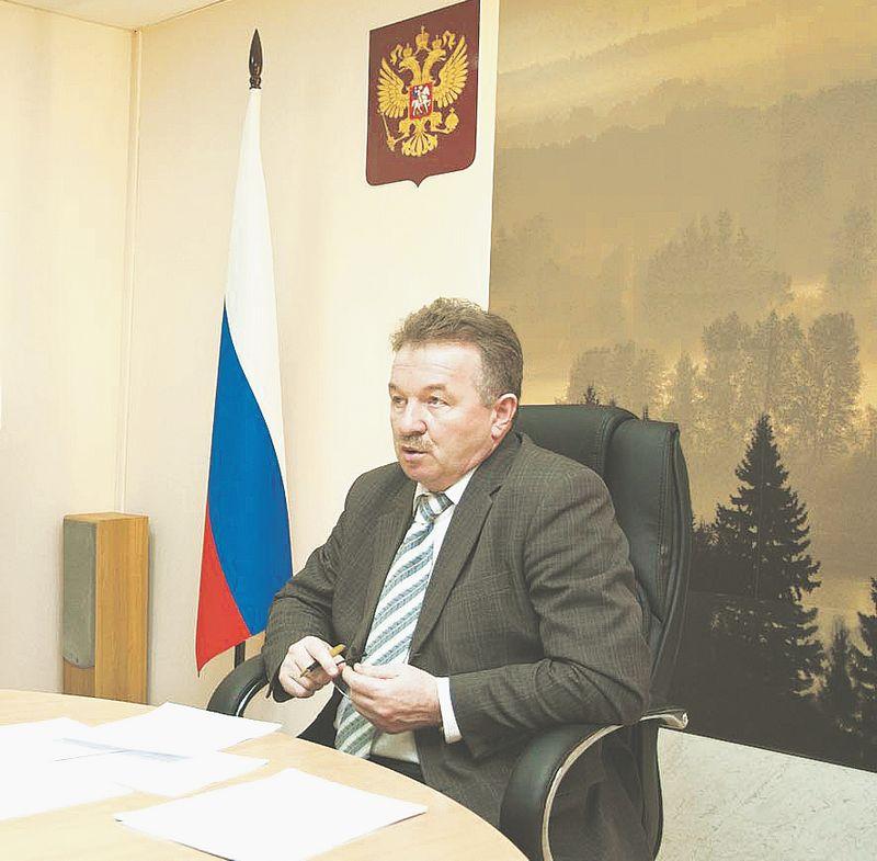 Рафис Касимов категоричен — 200 тыс. кубов, и не больше. Фото: © «ДЕНЬ.org»