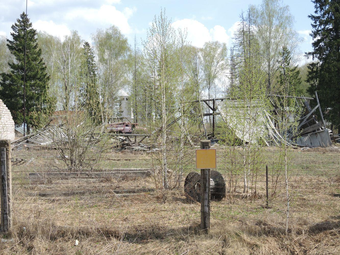 Территорию вокруг бывшего арсенала очистят от боеприпасов похоже не скоро. Фото ©День.org
