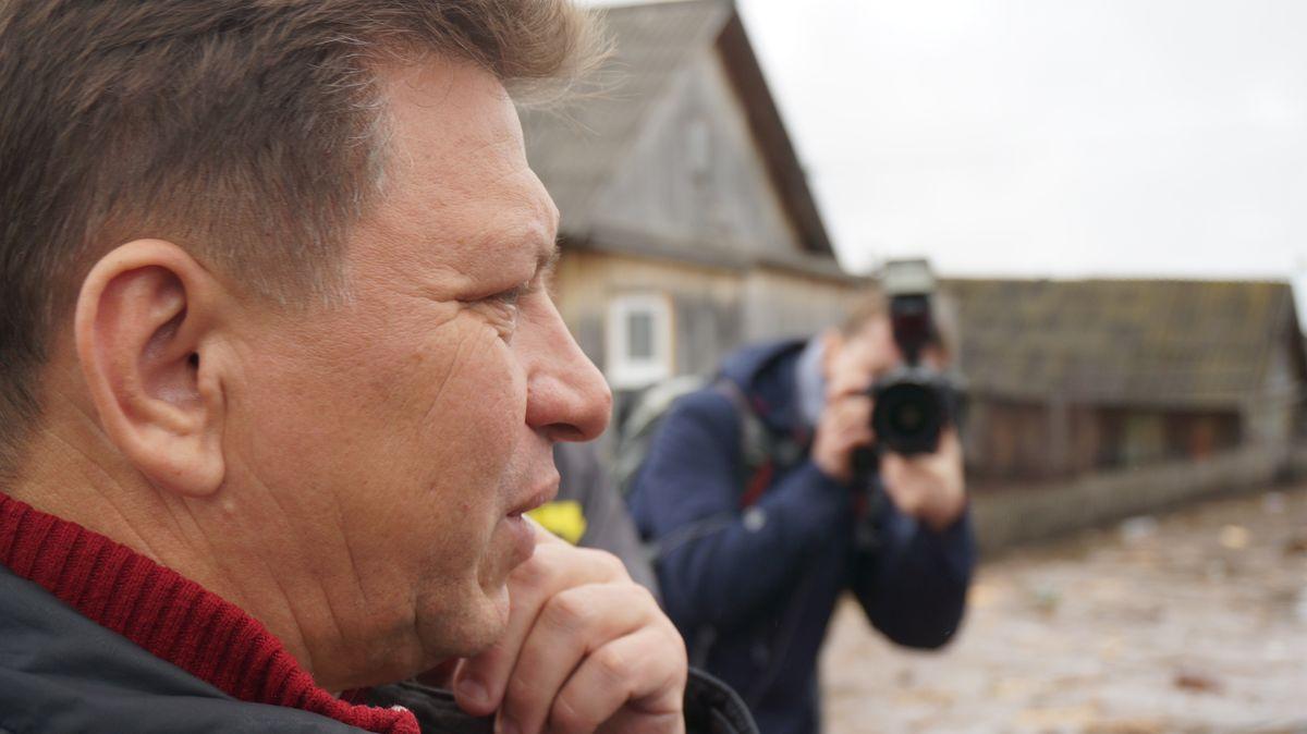 Премьер УР Виктор Савельев. Фото: ©«ДЕНЬ.org»