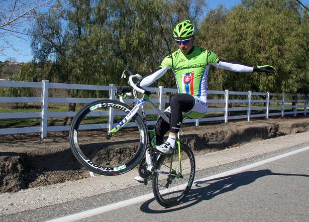 Петер Саган. Фото: astanafans.com