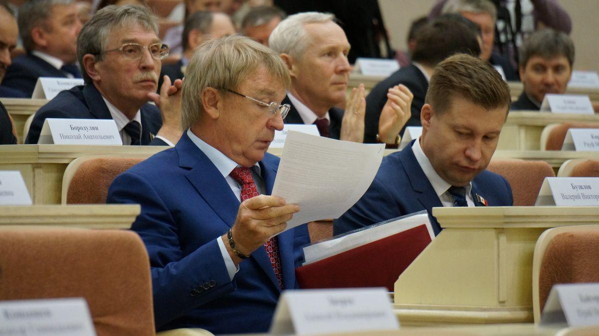 Валерий Бузилов. Фото: © «ДЕНЬ.org»