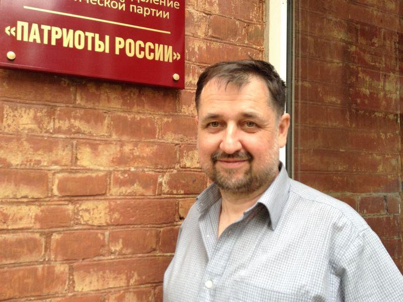 Сергей Щукин. Фото ©День.org