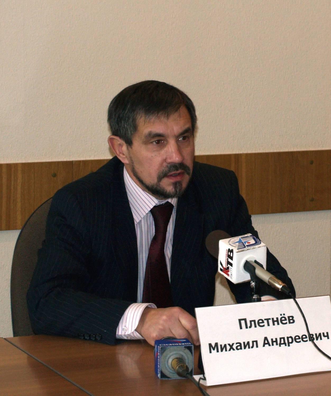 Михаил Плетнев. Фото: форум18.рф