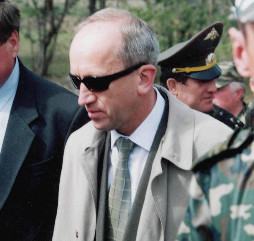 Экс-премьер УР Юрий Питкевич. Фото из ©архива газеты «День»