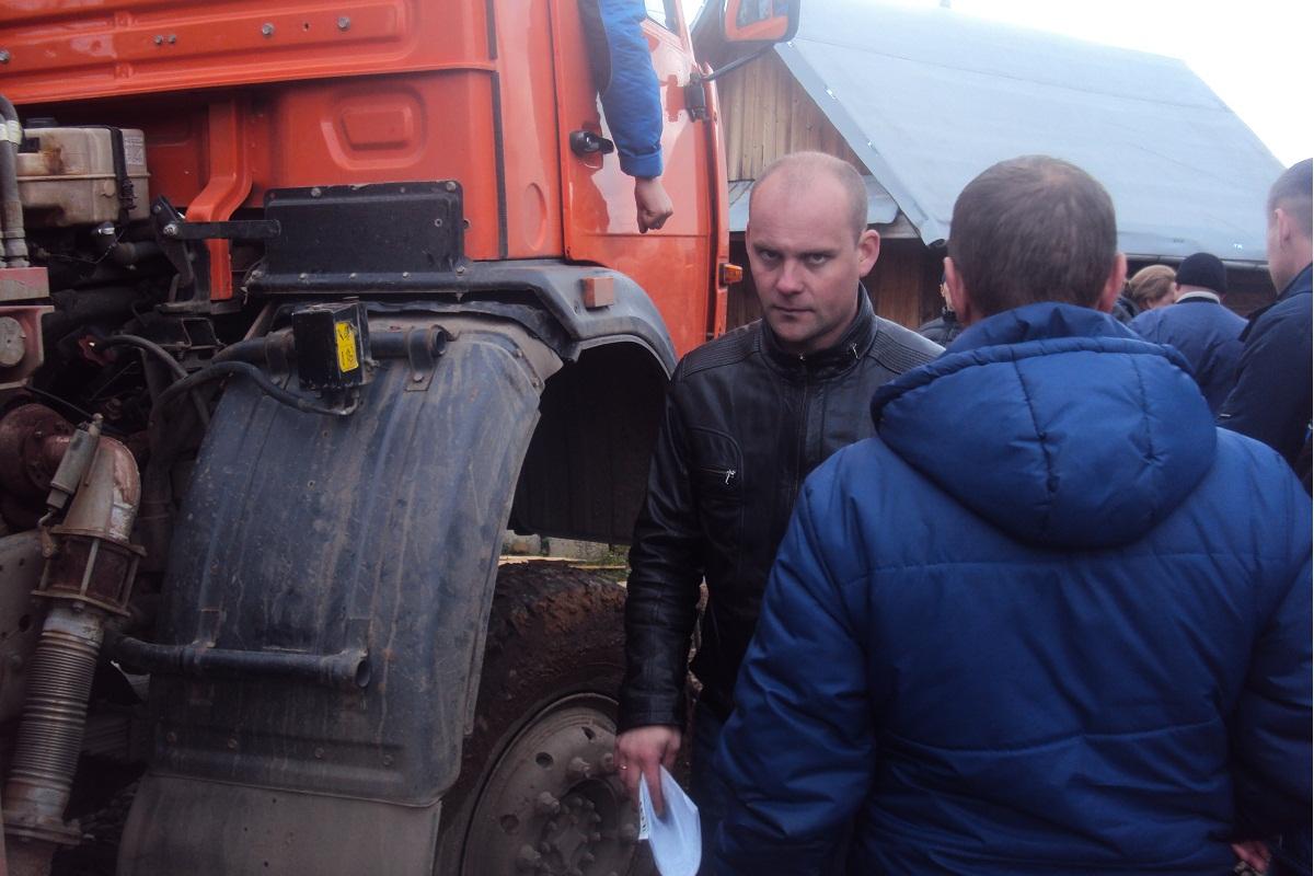 Главный инженер ГК «Альянс» Александр Мазурин. Фото: © «ДЕНЬ.org»