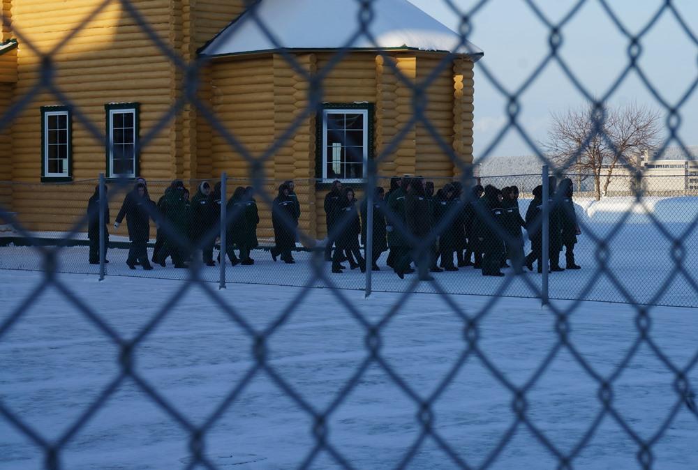 Осуждённые женской колонии ИК-12 Фото: © «День.org»