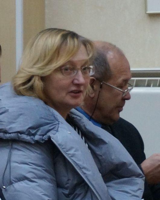 Кандидат в ректоры ИжГТУ Ольга Малина набрала на совете ректоров большинство голосов. Фото: ©«ДЕНЬ.org»