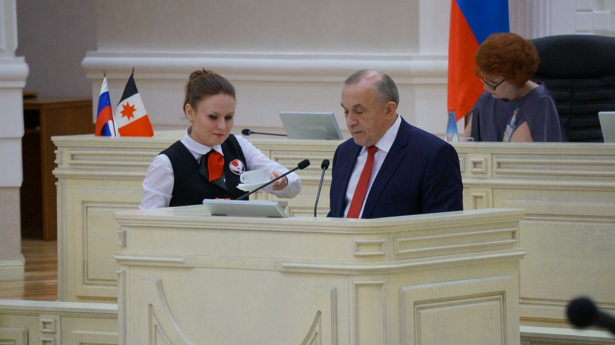 Александр Соловьев. Фото: © «ДЕНЬ.org»
