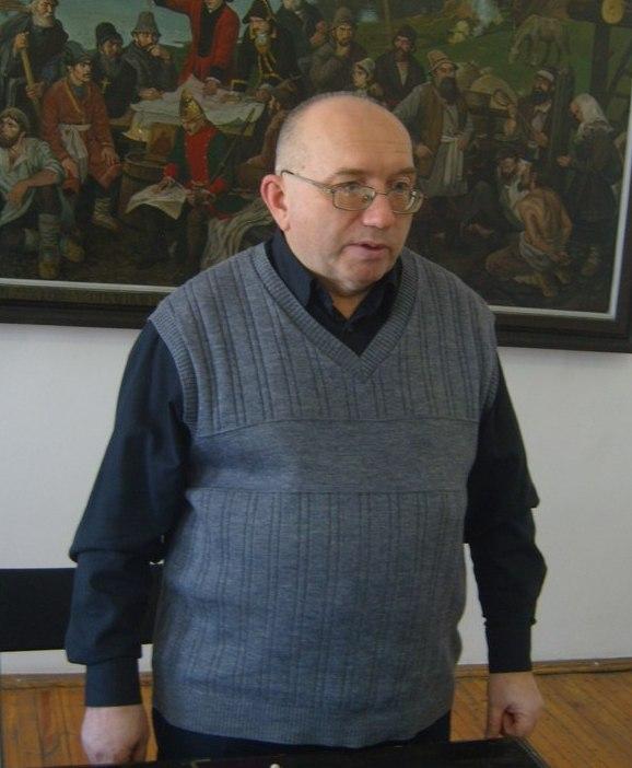 Василий Шестаков. Фото: vk.com (Алексей Коробейников)