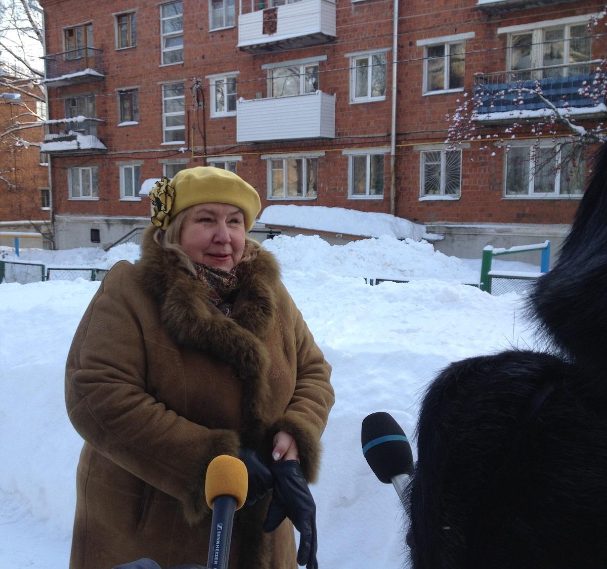 Елена Казакова. Фото: © «ДЕНЬ.org»