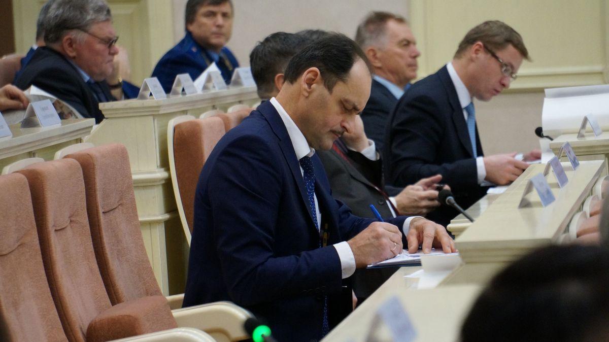Геннадий Зарубежнов. Фото: «ДЕНЬ.org»