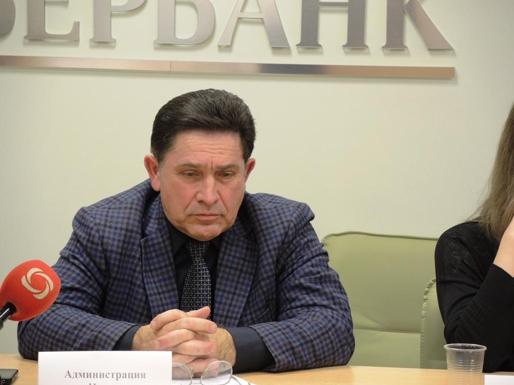 Владимир Некрасов. Фото ©«ДЕНЬ.org»
