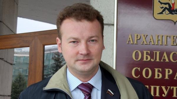 Депутат Госдумы Андрей Андреев. Фото: arhangelsk.bezformata
