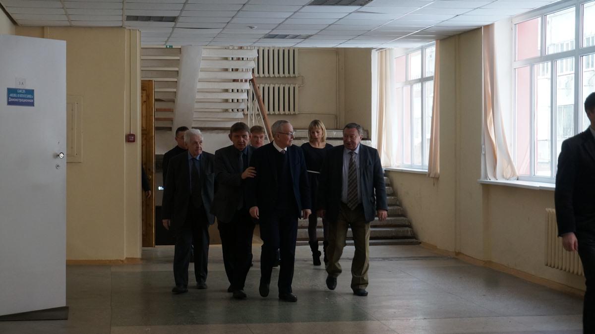 Участники ученого совета ИжГТУ. Фото: ©«ДЕНЬ.org»