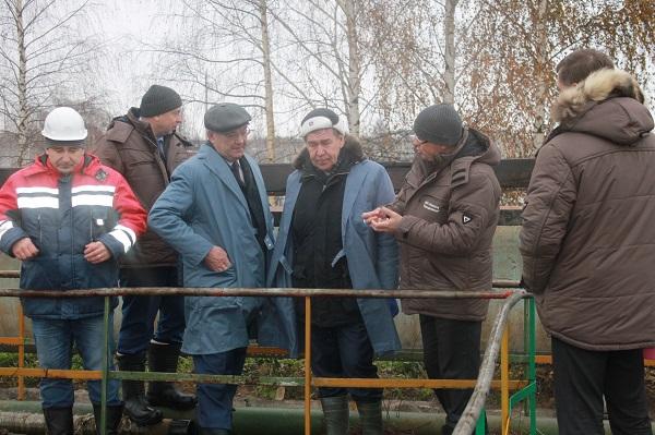 Фото пресс-службы «Ижводоканала»