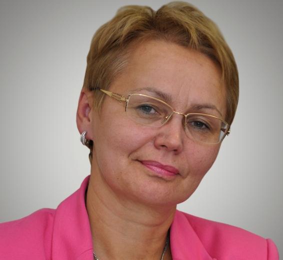 Наталия Медведева. Фото: рцииоко.рф