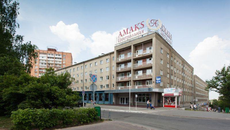 Гостиница «Центральная». Фото: vhotel.ru