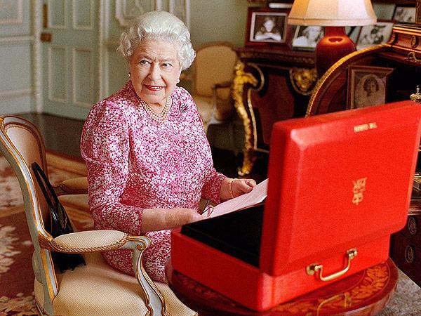 Новое официальное фото Елизаветы II сделала дочь Пола Маккартни - Мэри Маккартни. Фото: telegraph.co.uk