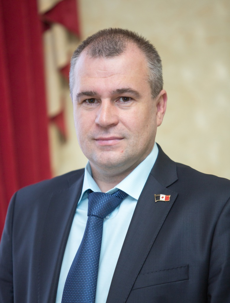 Андрей Крюков. Фото: mozhga-gov.ru