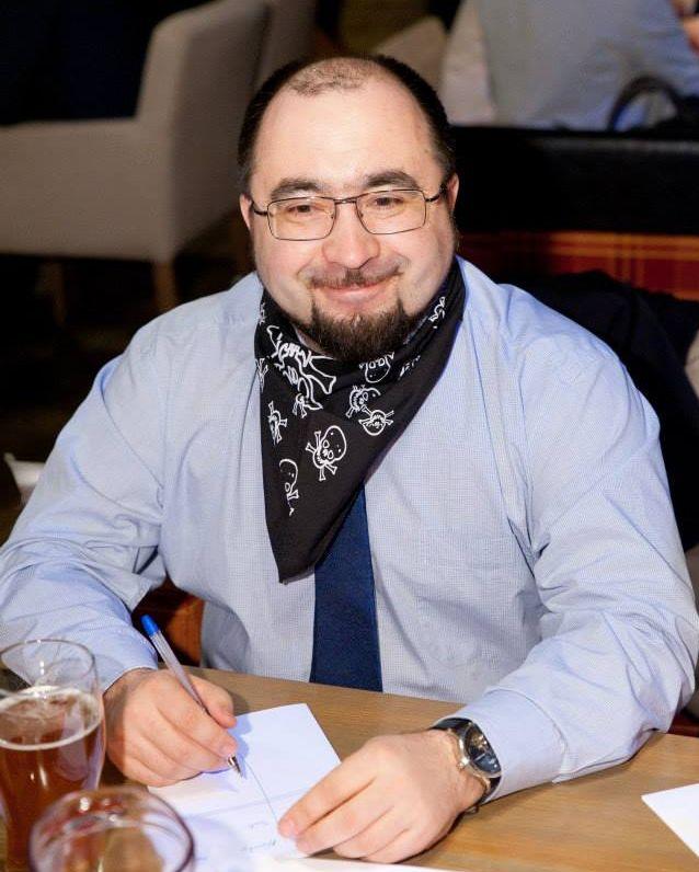 Сергей Сабуров. Фото facebook.com (Сергей Сабуров)