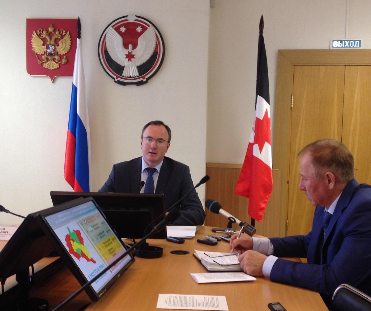 Андрей Прокошев. Фото: © «ДЕНЬ.org»