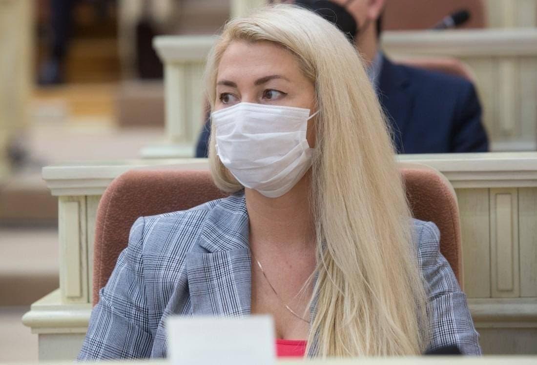 Протеже администрации Бречалова на посту председателя Госконтроля УР Ольга Филиппова оказалась «халифом на час».