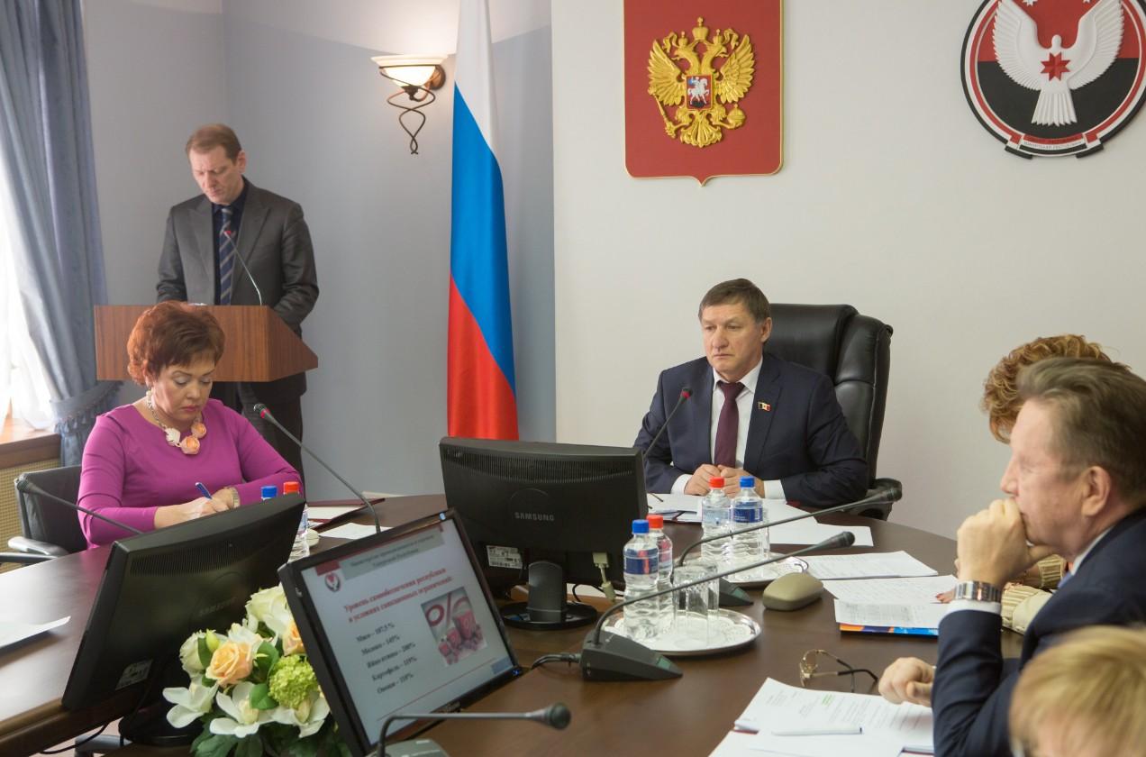 Фото: пресс-служба Госсовета УР.