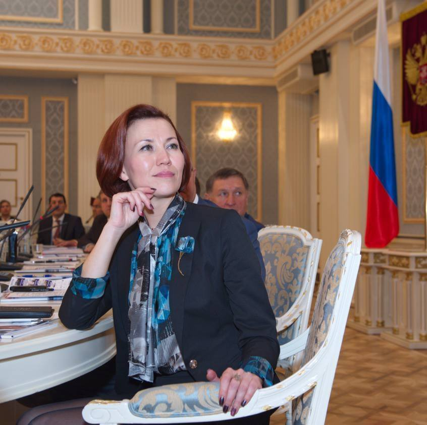 Фото: со страницы Риммы Бяковой в «Фейсбуке».