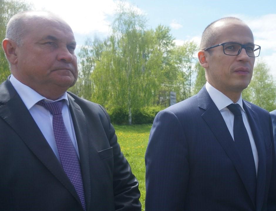 Аркадий Вершинин и Александр Бречалов. Фото: © «ДЕНЬ.org»