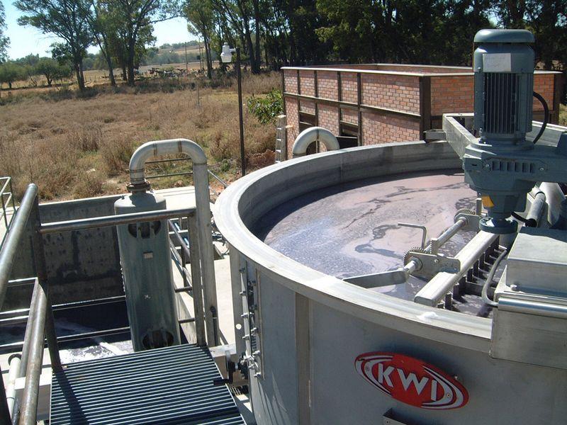 Современные установки водоочистки не требуют дополнительных площадей. Фото: kwi-intl.com
