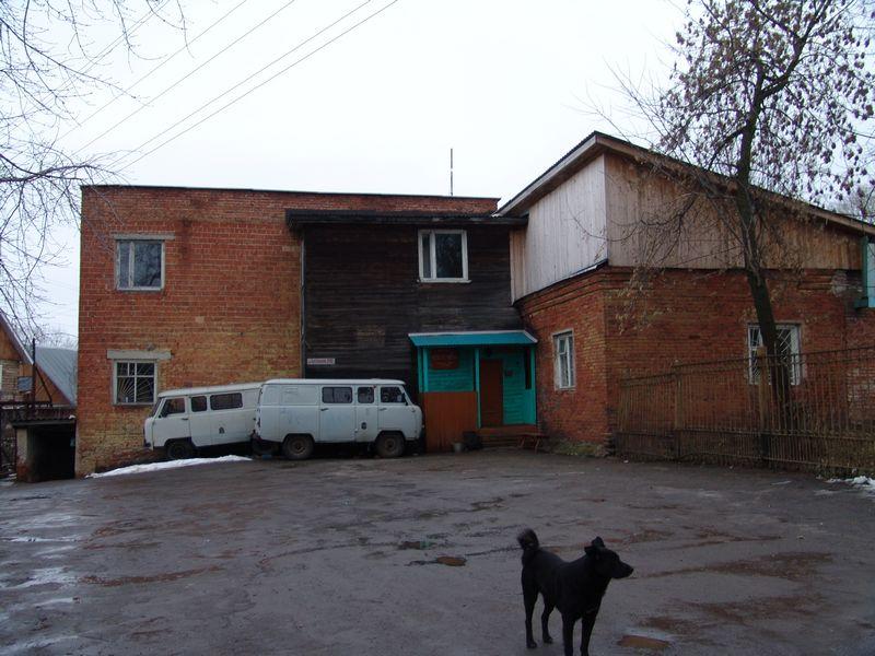 Так выглядел вытрезвитель в Ленинском районе Ижевска незадолго до своего закрытия.