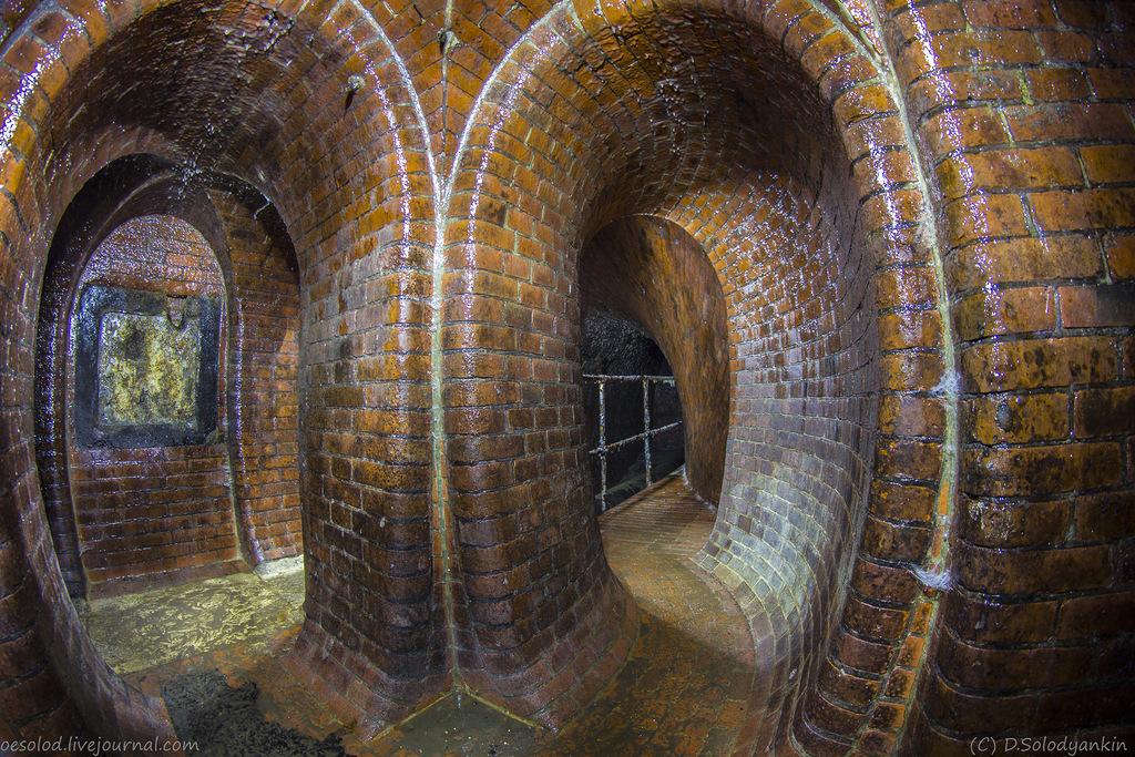 Поземная канализация в Самаре. Фото Дмитрия Солодянкина