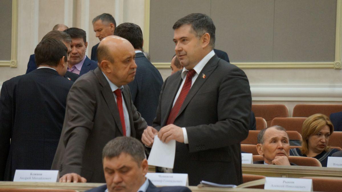Юрий Бычков и Владимир Чепкасов. Фото: ©«ДЕНЬ.org»